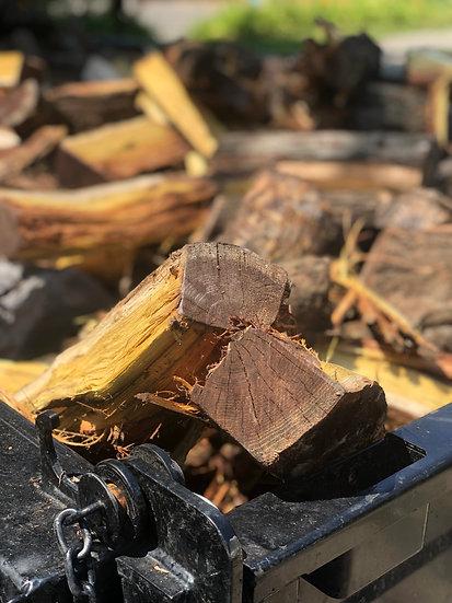 Split Firewood - Delivered