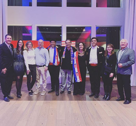 Croatian American Club Annual Members  Event