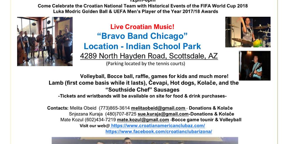 Croatian American Club Picnic