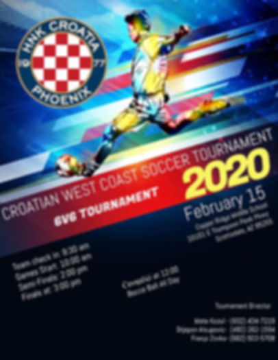 Futsal Football Tournament Flyer