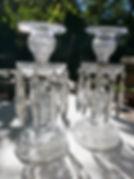 lustres clear glass hobnail 2.JPG