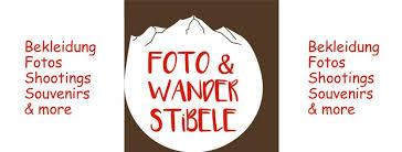 Foto und Wanderstibele