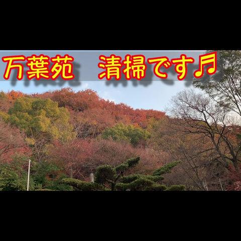 今月2度目の地域清掃( ^ω^ )