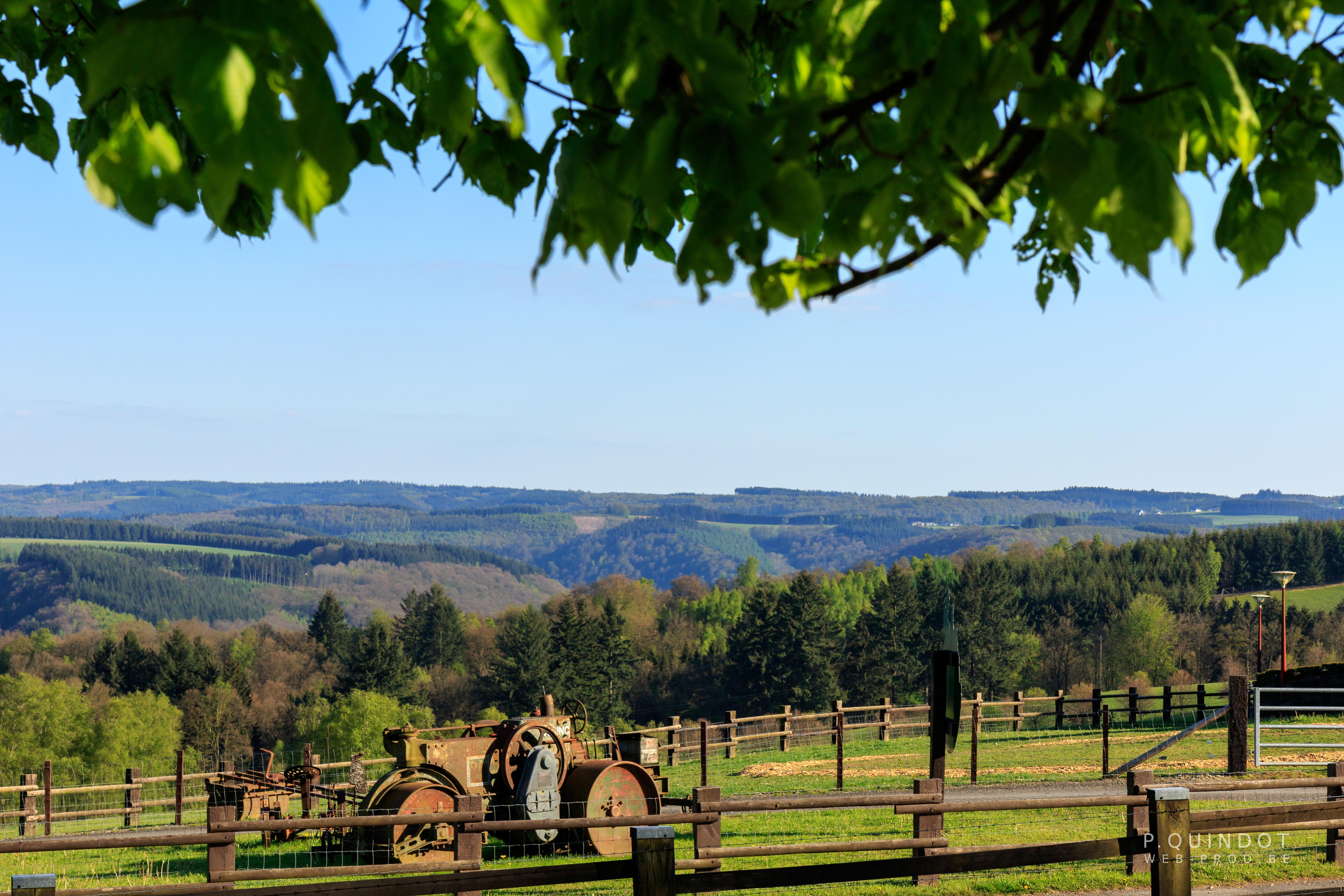 Rochehaut village et musée agricole