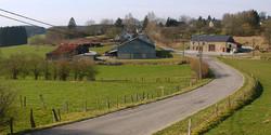 sensenruth village et verdure