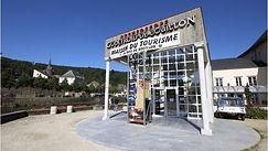 devanture du musée archéoscope à Bouillon