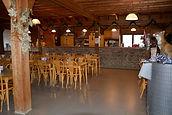 Intérieur d'un restaurant Bouillon