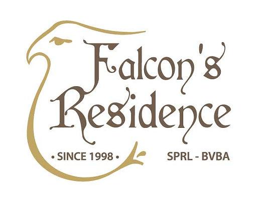 Logo Flacon's résidene