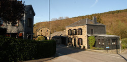 la cornette maison dans village