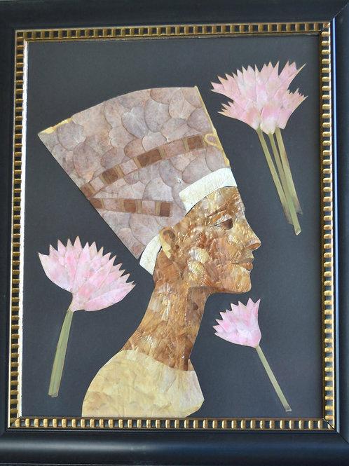 Nefertiti. Beauty through ages