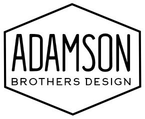 Adamson Brothers Design Logo