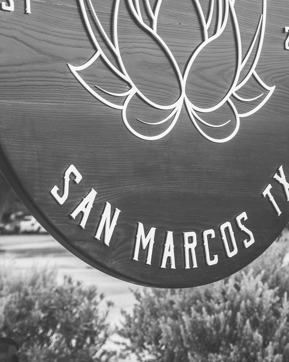 Custom Signage in San Marcos