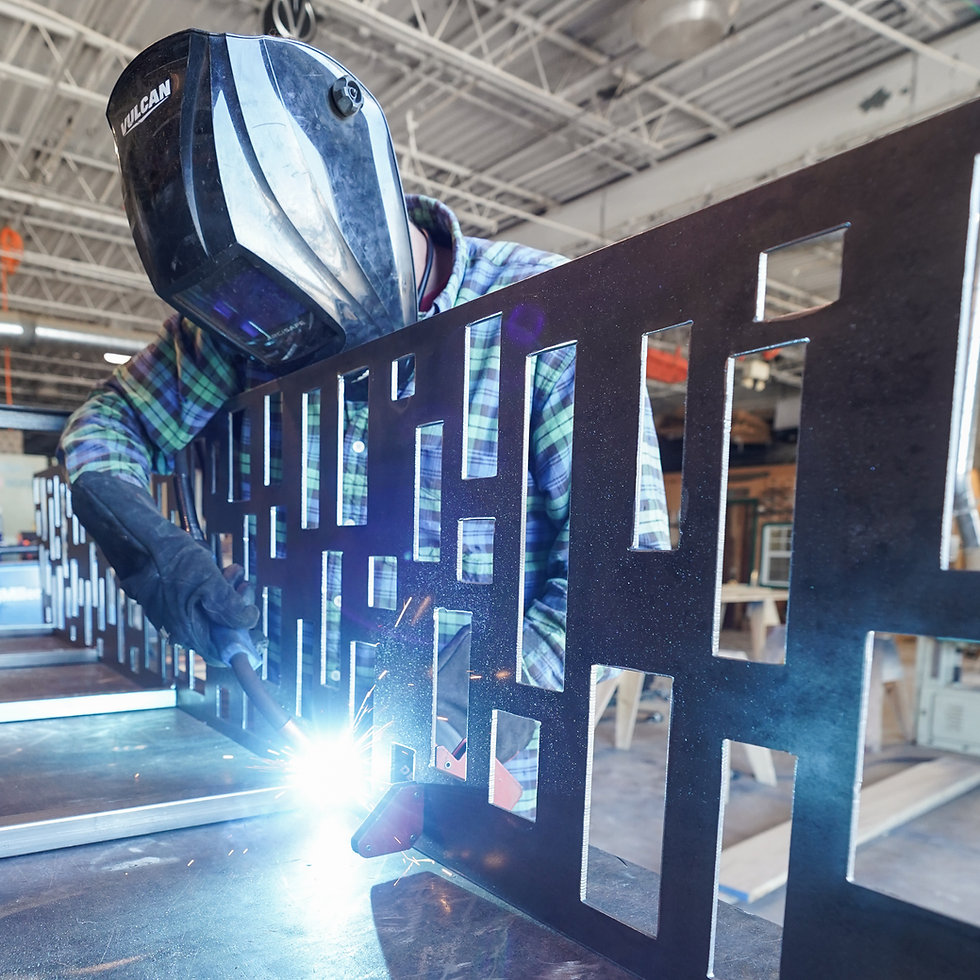 Metal Fabrication Austin Texas