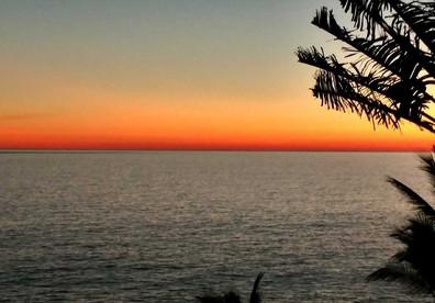 Sunset from Leblon 302
