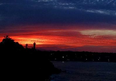 Sunrise at Leblon 302