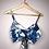 Thumbnail: Cropped Azul Maresias - Tamanho - Pequeno