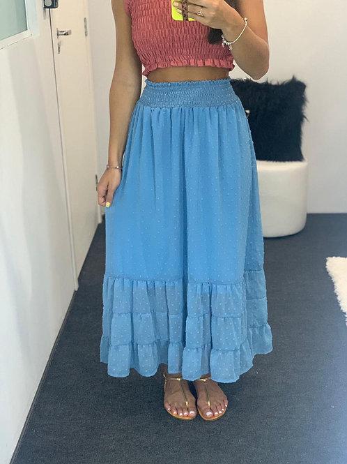 Saia Laura - Azul