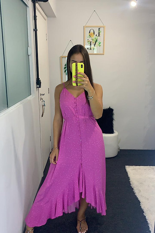 Vestido Flórida - Rosa