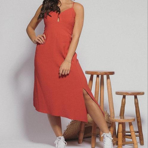 Vestido Marcella - Vermelho