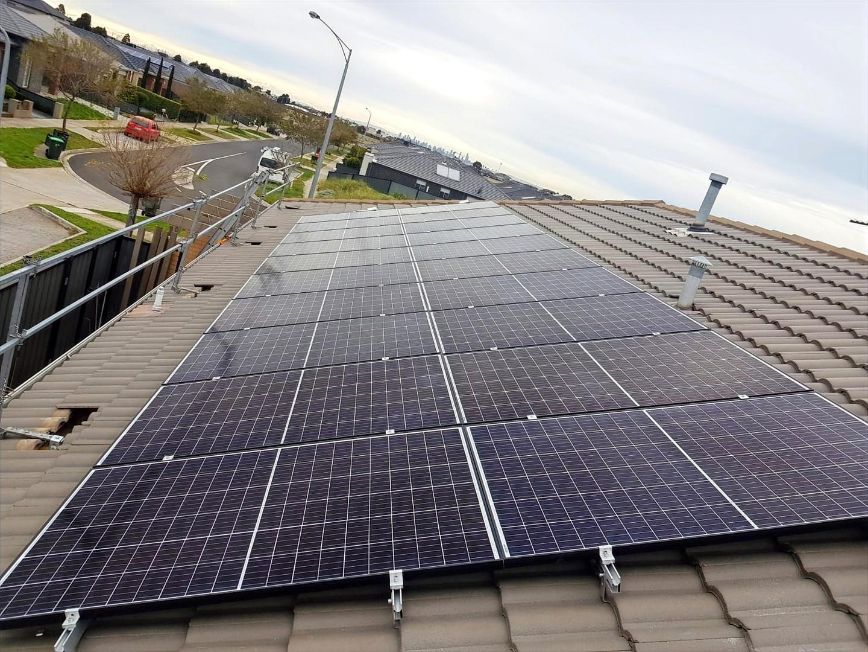 Rooftop Installation - 1