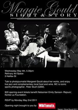 Maggie Gould Photograhpy Exhibition