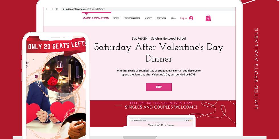 Saturday After Valentine's Day Dinner