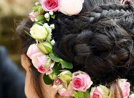 dernière coiffure mariage