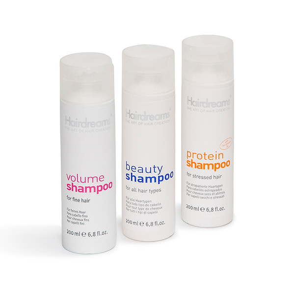 shampoo hairdreams