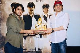 आज़ाद की संस्कृत फिल्म 'अहम् ब्रह्मास्मि' विश्व सिनेमा को एक नई दिशा देगी