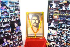 मेगास्टार आज़ाद के नेतृत्व में भारतीय सिनमा के आधार स्तंभ राजनारायण दुबे का १०९वाँ जन्म महोत्सव