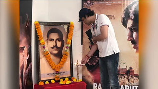BOMBAY TALKIES CELEBRATED 108TH BIRTH ANNIVERSARY OF THE LEGENDARY FOUNDER RAJNARAYAN DUBE
