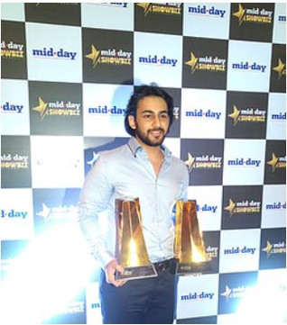 MEGASTAR AAZAAD'S RASHTRAPUTRA AWARDED IN FOUR CATEGORIES AT MID-DAY SHOWBIZ ICONIC AWARDS - 2019