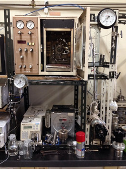 Supercritical H2O reaction system