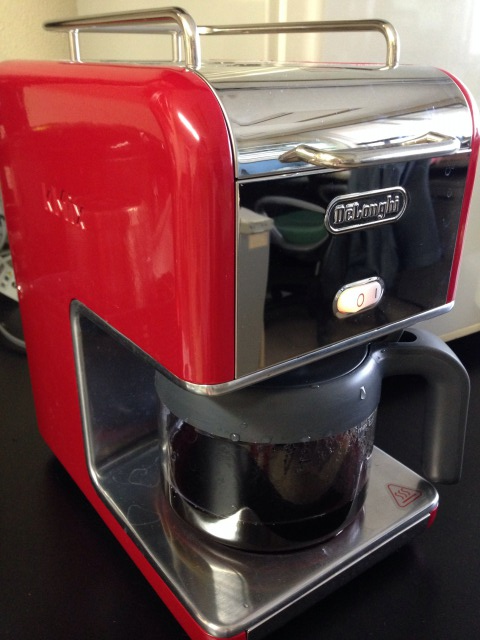 DeLonghi Kmix Coffee Maker