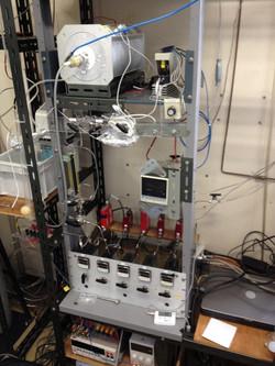 Gas sensing measurement system