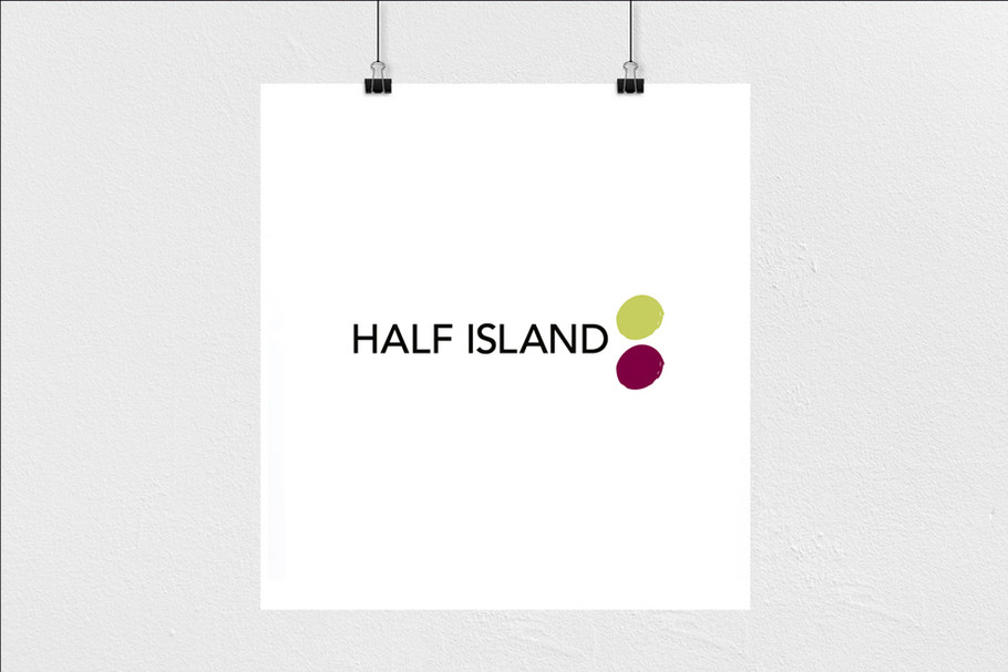 Half Island Label