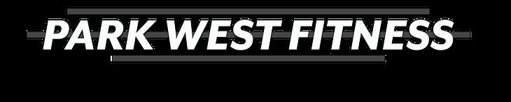 Park west fitness logo black outline.png