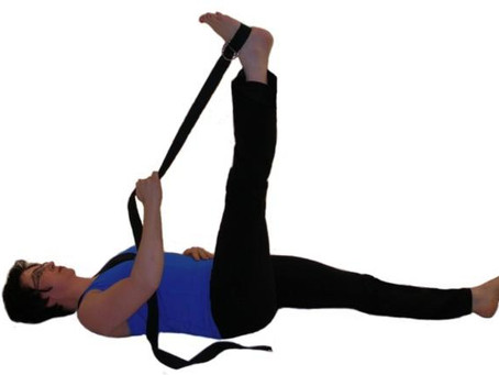 Legs and Lower back - Stretches Routine