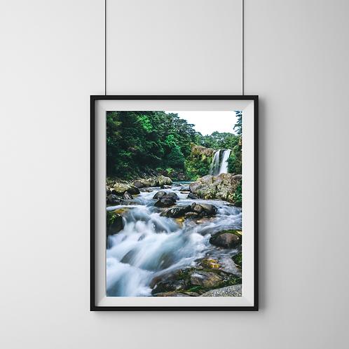 Tawhai Falls