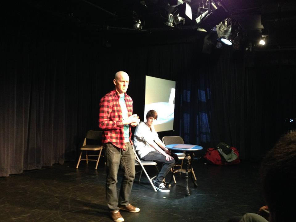 Cardiff Magician Harrogate Lecture