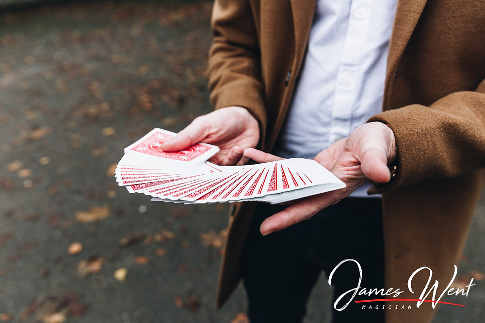 magician for hire south wales