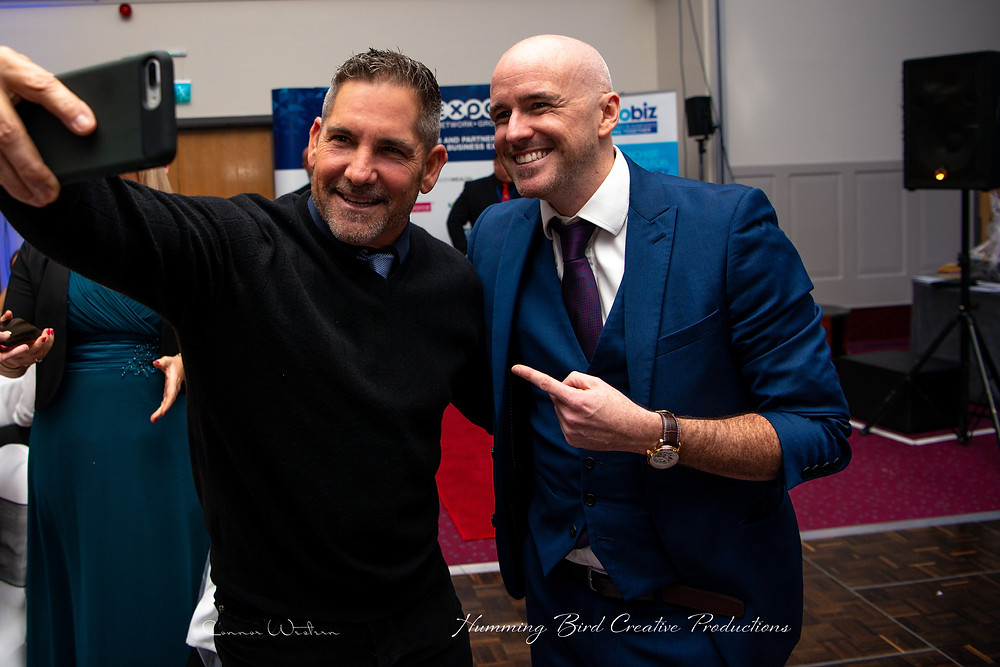 Magcian in Cardiff James Went and Grant Cardone