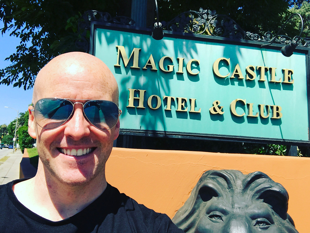 Cardiff Magician in Los Angeles