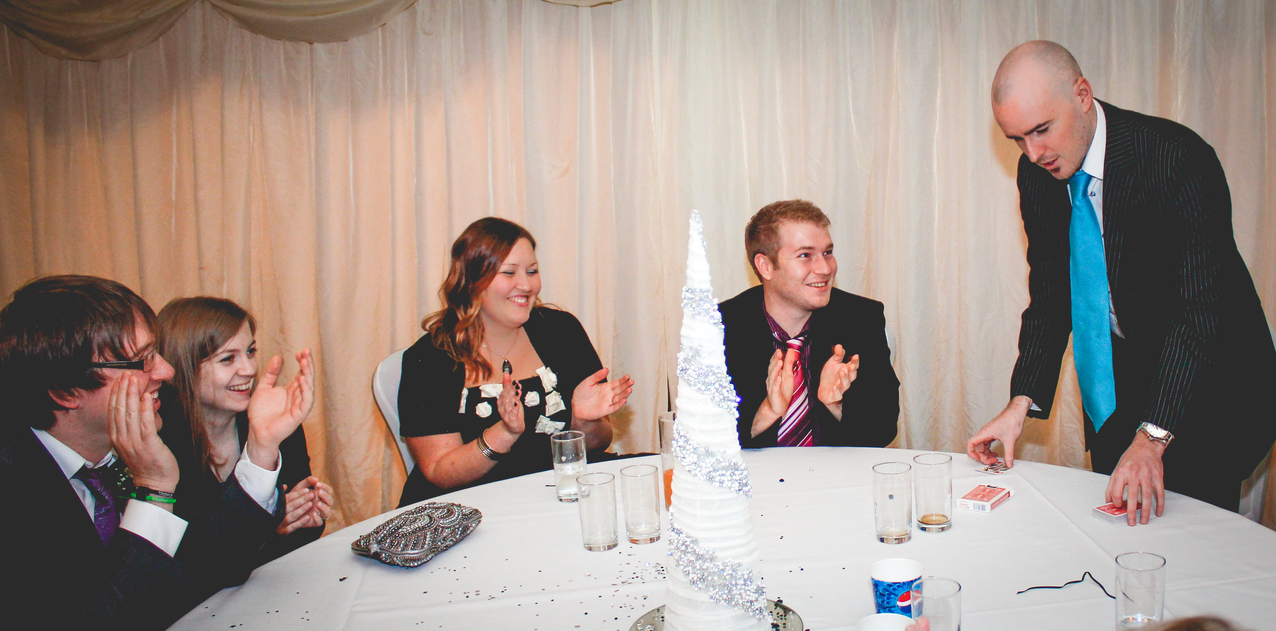 Wedding Magician Cardiff