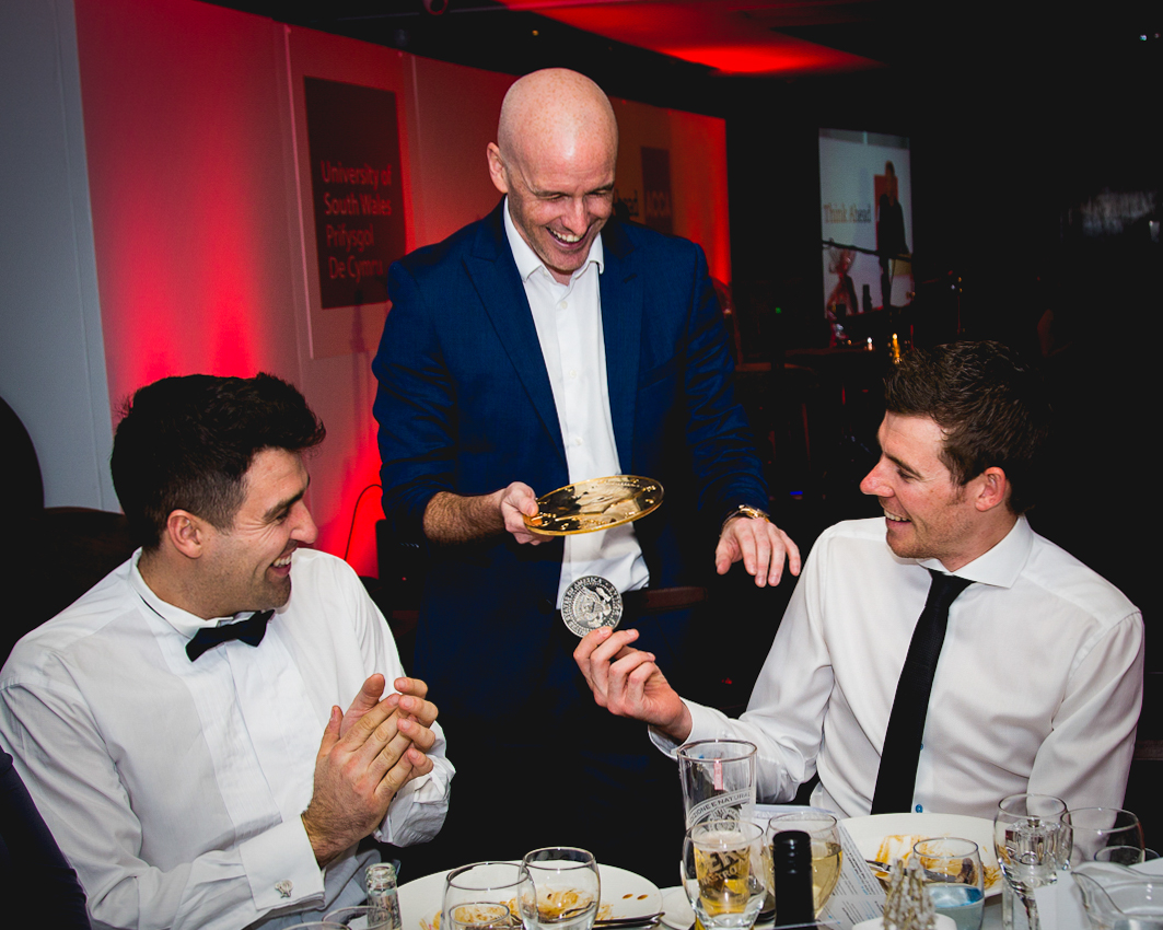 magician cardiff corporate events
