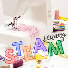 STEAM sewing for homeschoolers