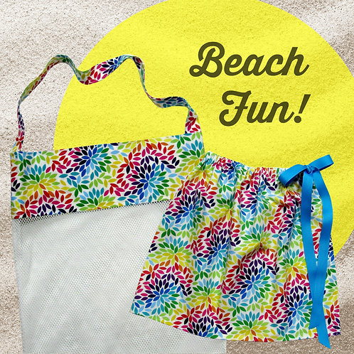Beach Fun Sewing Pattern