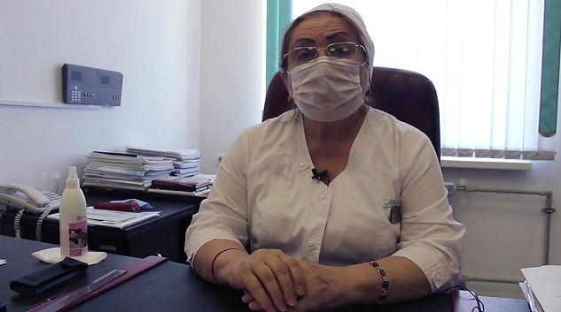 главный врач Горчханова Тамара Темерлановна