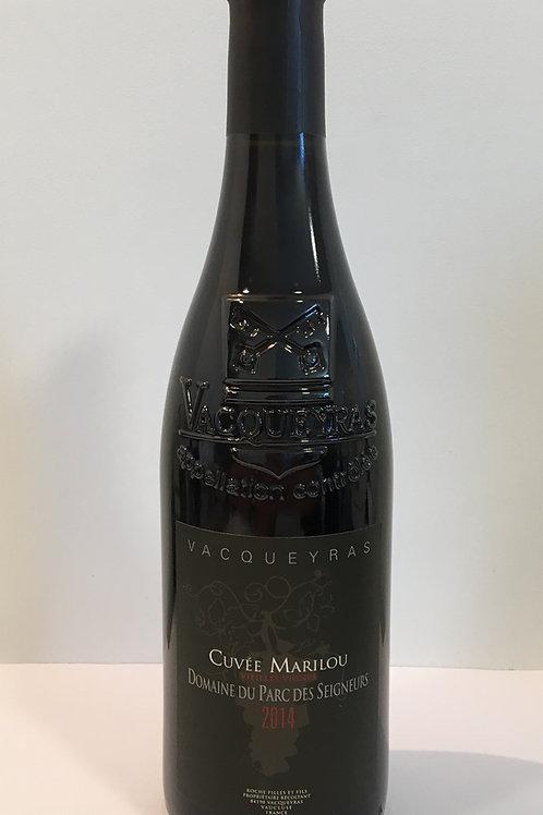 Vacqueyras cuvée Marilou 2016