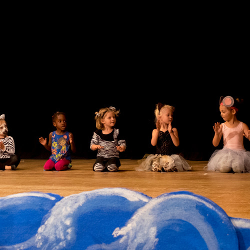 Creative Kinder Dance